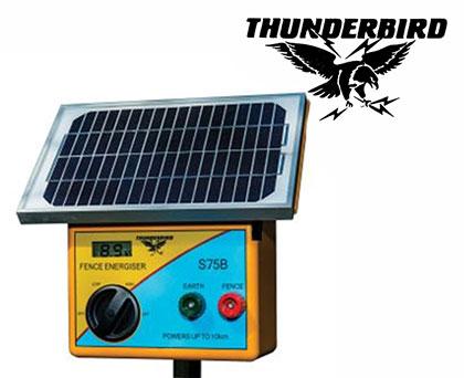 Thunderbird Solar Energisers